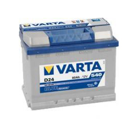 Varta Blue Dynamic D24 12V 60AH