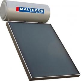Ηλιακος Θερμοσιφωνας Maltezos EM 160Lt /2Ε/ SAC 130 X 150